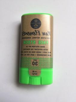 RAW ELEMENTS Certified Organic Natural Sunscreen 30+ Face St