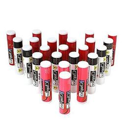 Chap-Ice Assorted Lip Balm - Pack of 24 )