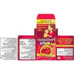 Mentholatum Kids Chst Rub Size 1.76z Mentholatum Kids Cherry