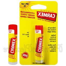 Carmex Classic Click Stick Lip balm SPF15 Moisturising 4.9ml