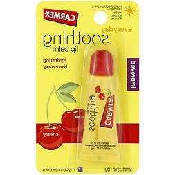 CARMEX CLASSIC LIP BALM CHERRY 0.35OZ, MEDICATED SQUEEZABLE