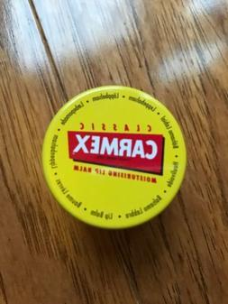Carmex Classic Moisturising Lip Balm Pot - Original 7.5g