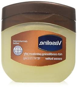 Vaseline Cocoa Butter Petroleum Jelly 1.75 oz