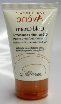 Avene Cold Cream Concentrated Hand Cream 50 ml. Sealed Fresh