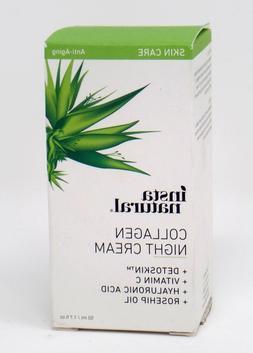 collagen night anti aging cream