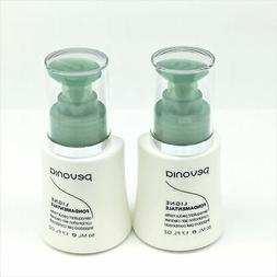 Pevonia Combination Skin Cleanser, 2X50 ml
