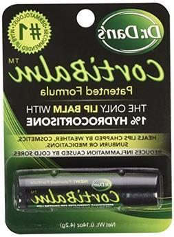 Dr. Dans CortiBalm Lip Balm Patented Formula 0.14 Ounces