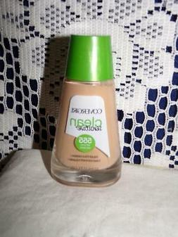 Covergirl Clean Sensitive Skin Liquid Foundation 555 Soft Ho