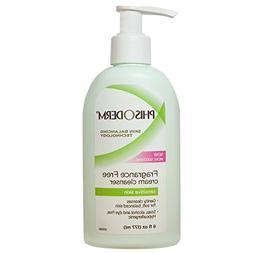 Phisoderm Cream Cleanser For Sensitive Skin, 6 oz