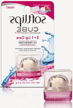 Softlips Cube Pomegranate Blueberry Lip Protectant, Sunscree