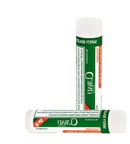 Medline CUR0415 Curad Lip Balm with SPF 15, 0.15 oz