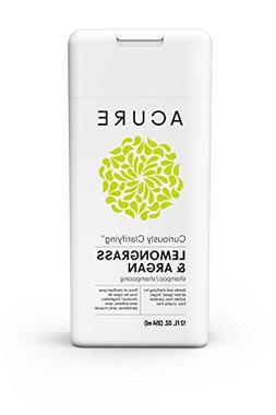 ACURE Curiously Clarifying Lemongrass Shampoo, 12 Fl. Oz.