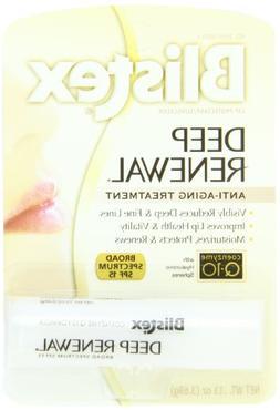Blistex Deep Renewal, Anti-Aging Treatment, Net Wt. .13-Ounc