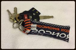 Denver Broncos | Chapstick Keychain | Lip Balm Holder