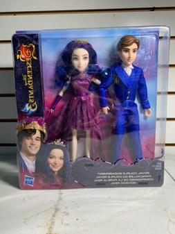 Disney Descendants 3 Royal Couple Engagement