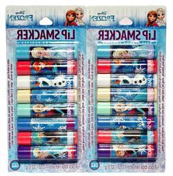 Lip Smacker Disney Frozen Party Pack Anna/Elsa Lip Balm 16 C