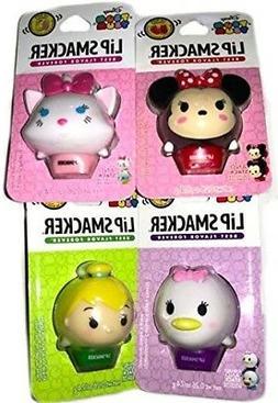 Disney Tsum Tsum Lip Smacker Stackable Lip Gloss Lip Balm -