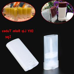 DIY Empty Tubes Lip Balm Cosmetic Containers Travel Antipers