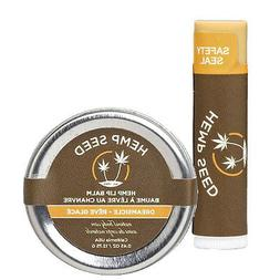 Dreamsicle Organic Hemp Lip Balm Stick Chap Vegan Natural Sh