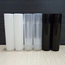 Empty Container Mini Cosmetic With Cap Portable Lip Balm Tub