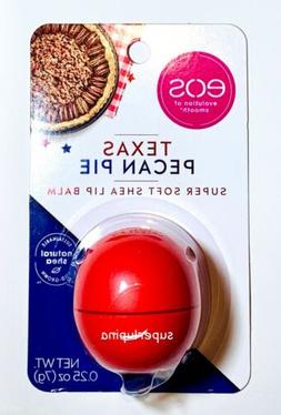 Eos TEXAS PECAN PIE  Lip Balm