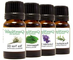 Green Health Essential Oils - 10 ml  -  Pure & Natural - 60+