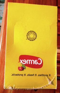 Carmex Everyday Lip Balm Cherry SPF-15  Sealed Box 0.35 Oz E