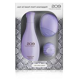 Eos Evolution of Smooth Delicate Petals Body Lotion 3-Piece