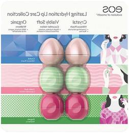 EOS Lasting Hydration Lip Balm Collection 6 Pack