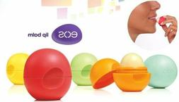 EOS Evolution of Smooth Lip Balm 100% Natural Choose Your Fl