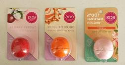 EOS Evolution of Smooth Lip Balm Apricot, Dulce De Leche Or