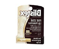 Blistex Five Star Lip Protection, SPF 30--0.15 oz