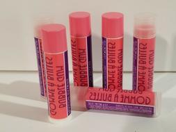Avon Flavor Savers BUBBLE GUM Lip Gloss Balm **SET OF 6**