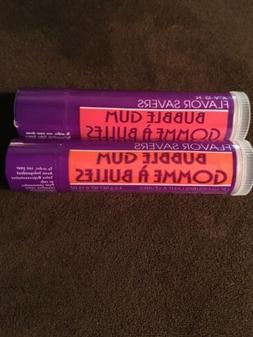 AVON Flavor Savers BUBBLE GUM Lip Gloss /lip Balm. Discontin