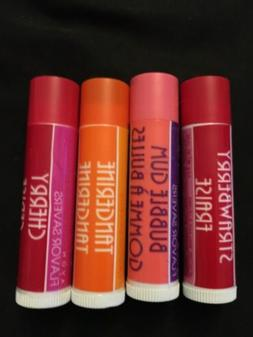 flavor savers lip balm set of 4