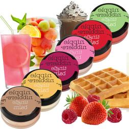 Flavored Edible Lip Body Balm Nipple Tingling Enhance Kiss T
