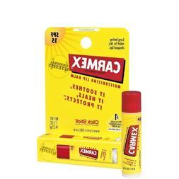 Carmex Original Formula SPF 15 Moisturizing Lip Balm .15 Oz.