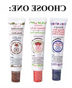 Smith's Rosebud Lip Balm 0.5 oz / 14 g - CHOOSE YOURS