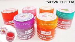 Beauty Treats Fruity Lip Balm Set - All 6 PCs! Fruit Flavor