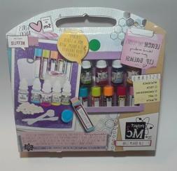 Girls Lip Balm Lab Kit Project Mc2 Make Your Own Chapstick G