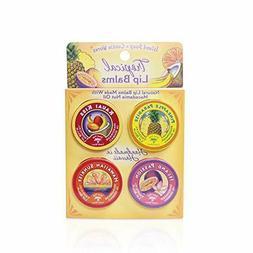 Hawaiian Tropical Lip Balm Tin Sample Pack Island Soap Candl