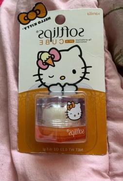 hello kitty soft lips cube vanilla lip