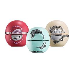 EOS ~ Holiday 2015 Limited Edition Decorative Lip Balm Colle