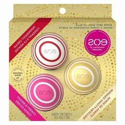 EOS Holiday Pack 2019 Super Soft Shea Lip Balm Kit Limited E