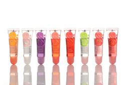 Starry Honey Fruit Flavored Lip Gloss Set - All 8 PCs! with