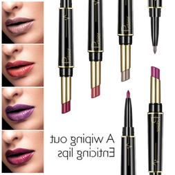 HOT Pudaier Waterproof Long Lasting Pencil Lipstick Pen Matt