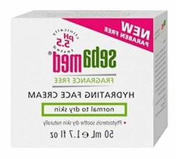 Sebamed Fragrance Free Hydrating Face Cream, 1.7 oz