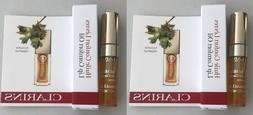CLARINS instant light lip comfort oil 01 honey travel size 2