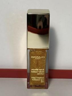 Clarins Instant Light Lip Comfort Oil #07 Honey Glam, Full S