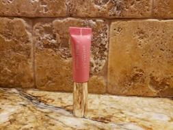 "CLARINS~Instant Light~Natural Lip Perfector ""01 ROSE SHIMMER"